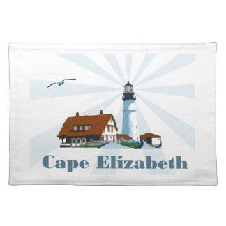 Cabo Elizabeth Manteles Individuales