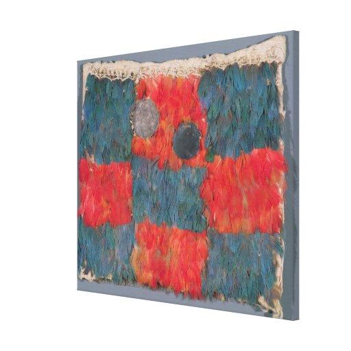 Cabo emplumado lienzo envuelto para galerías