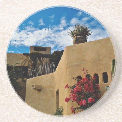 Cabo flores de San Lucas, Baja, México Posavasos Personalizados