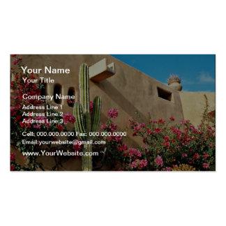 Cabo flores de San Lucas, Baja, México Plantillas De Tarjetas Personales