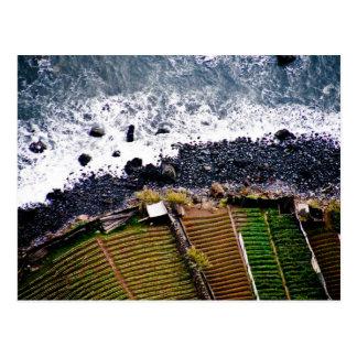 Cabo Girao Madeira Postcard