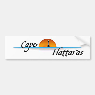 Cabo Hattaras Pegatina Para Auto