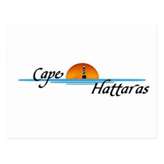 Cabo Hattaras Postales