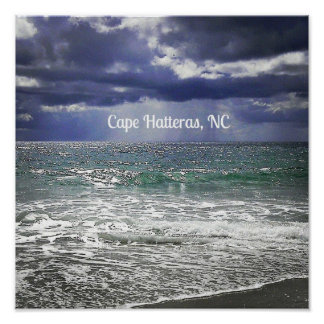 Cabo Hatteras, NC Poster