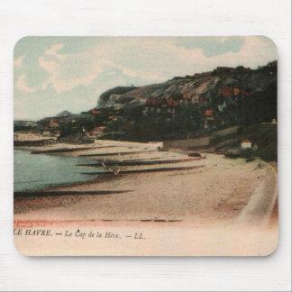 Cabo Le Havre Francia 1910 de Le cap de Le Havre Alfombrilla De Ratón