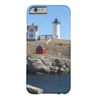 Cabo ligero Neddick Maine de la protuberancia Funda Barely There iPhone 6