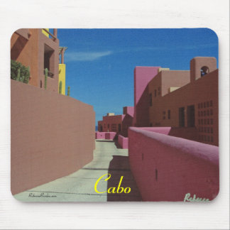 Cabo Mexico Beach Resort Mouse Pad