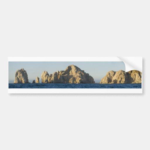 Cabo Panorama 1 Bumper Sticker