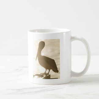 Cabo Pelican 3 Classic White Coffee Mug