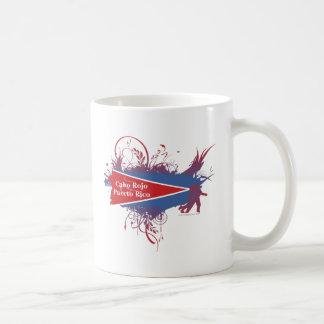 Cabo Rojo - Puerto Rico Tazas De Café
