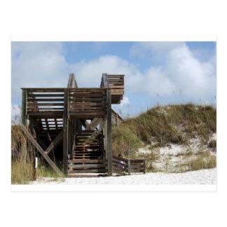 Cabo San Blas la Florida Dunewalk del lado de la Postal