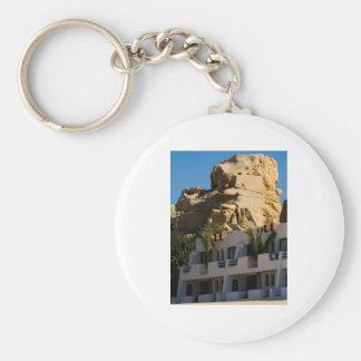 Cabo San Lucas 22 Basic Round Button Keychain