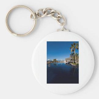 Cabo San Lucas 23 Basic Round Button Keychain