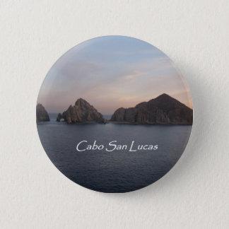 Cabo San Lucas at Sunset Button