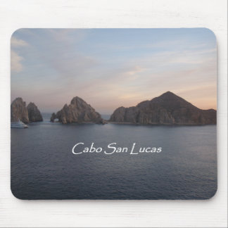 Cabo San Lucas at Sunset Mouse Pad