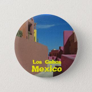 Cabo San Lucas Baja Mexico Button