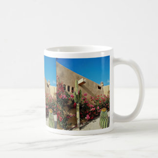 Cabo San Lucas, Baja, Mexico  flowers Coffee Mug