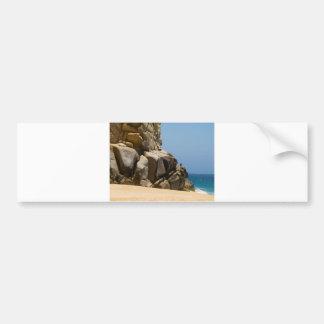 Cabo San Lucas beach 32 Car Bumper Sticker