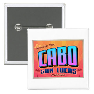 CABO SAN LUCAS BUTTON