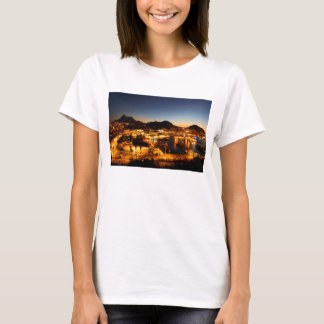 Cabo San Lucas Cityscape At Sunset, Mexico T-Shirt
