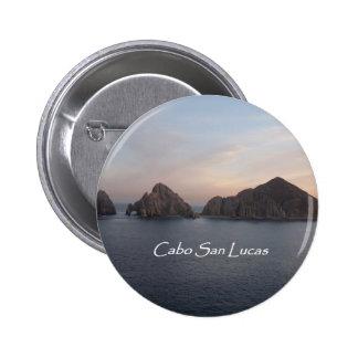 Cabo San Lucas en la puesta del sol Pin
