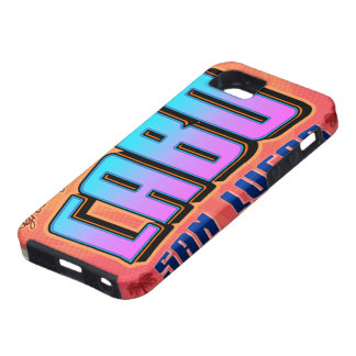 CABO SAN LUCAS iPhone SE/5/5s CASE