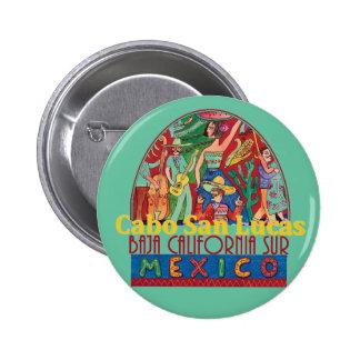 CABO SAN LUCAS Mexico Button