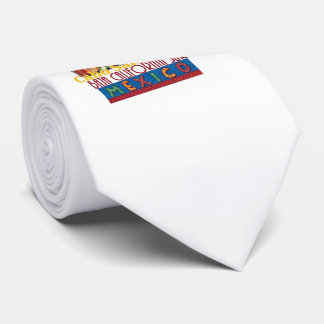 CABO SAN LUCAS México Corbata Personalizada