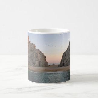 Cabo San Lucas Mexico Lover's Beach Coffee Mug