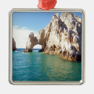 Cabo San Lucas Mexico Metal Ornament