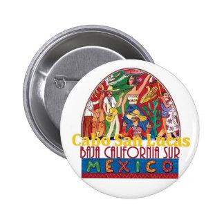 CABO SAN LUCAS Mexico Pinback Button