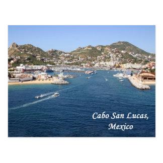 Cabo San Lucas, México Tarjeta Postal