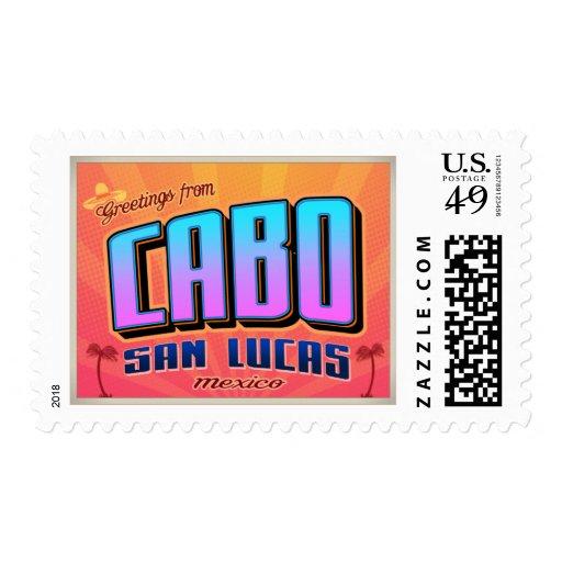 Cabo San Lucas  Letter Code