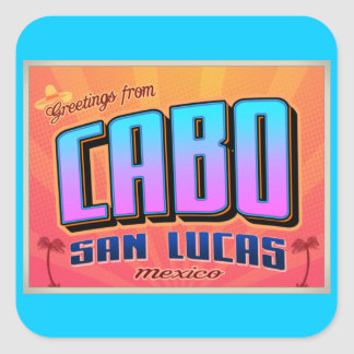 CABO SAN LUCAS STICKERS