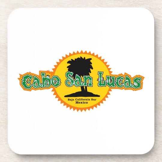 Cabo San Lucas Sun Beverage Coaster
