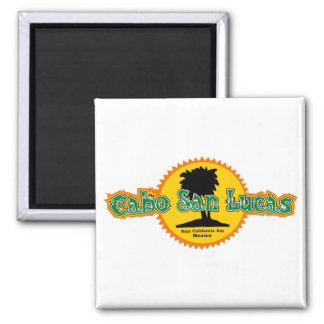 Cabo San Lucas Sun Refrigerator Magnets