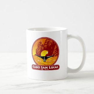 Cabo San Lucas Sunset Coffee Mug