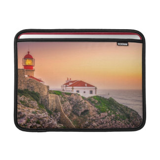 Cabo Sao Vicente At The Sunset | Algarve, Portugal MacBook Sleeves