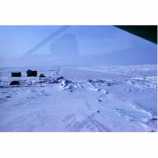 Cabo sísmico Espenberg de las operaciones Esculturas Fotográficas