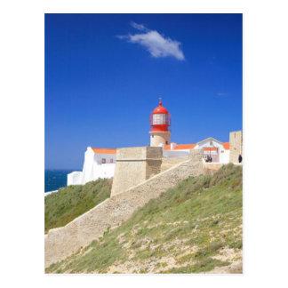 Cabo St.Vincent Tarjeta Postal