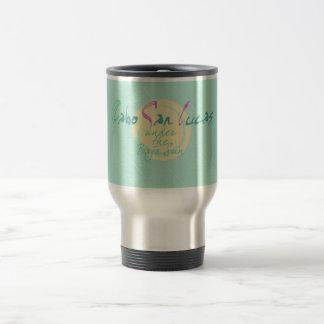 Cabo Stainless Steel Travel Mug
