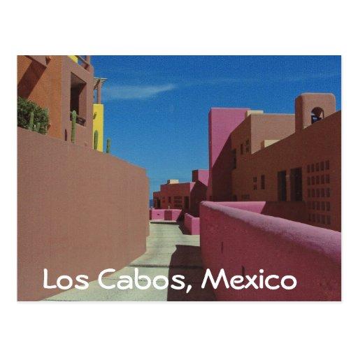 Cabo Vacation  Baja Peninsula, Mexico Postcard
