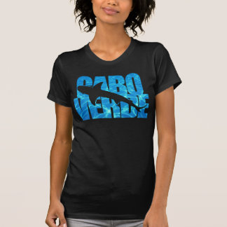 Cabo Verde (Cape Verde) Tiger Shark Tee Shirt