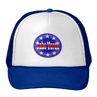 ¡Cabo Verde! Gorras