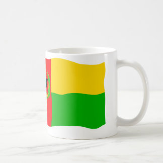 Cabo Verde Historic Flag Coffee Mug