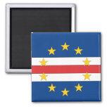 Cabo Verde Imán De Frigorifico