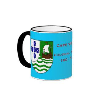 CABO VERDE * taza de café colonial