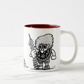 caboclo Two-Tone coffee mug