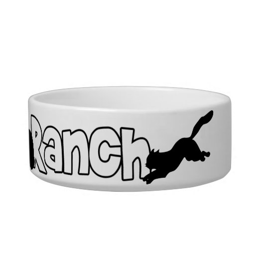 'Caboodle Ranch' Pet Bowl
