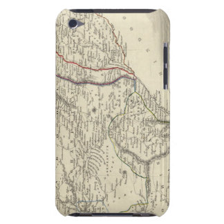 Cabool, el Punjab y Beloochistan iPod Touch Case-Mate Protectores